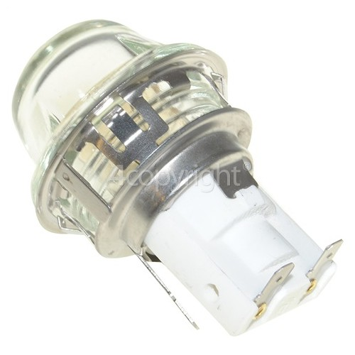 Indesit FI 52 C.B IX IB Lamp Assembly