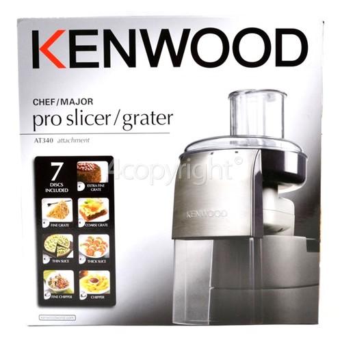Kenwood AT340 High Speed Slicer/Shredder