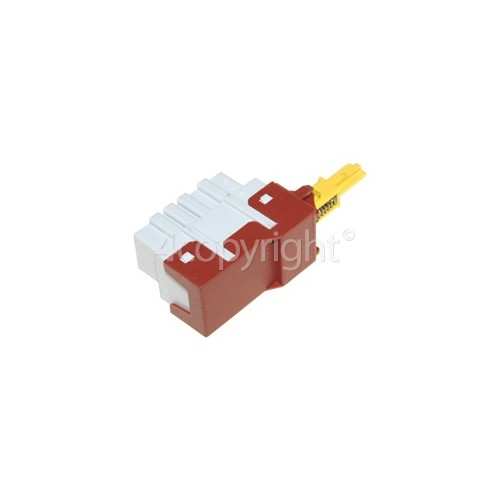 DeDietrich Push Button Switch:On/Off Double