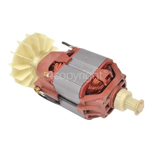 Flymo Lawnrake Compact 340 Motor Assembly