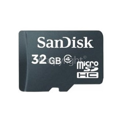 Sandisk 32GB Micro SD Memory Card