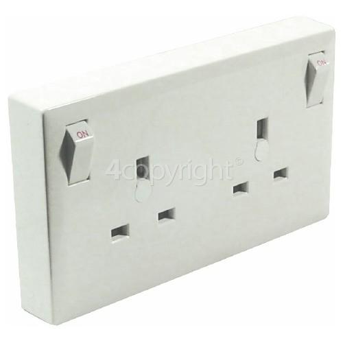 Lyvia 1 To 2 Socket Converter