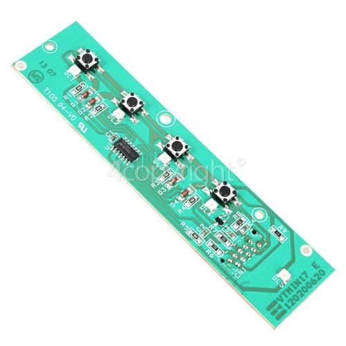 Servis Buttons+Leds Control Unit