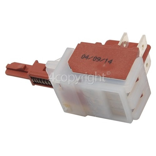 Push Button On/Off Switch (4 Tag)