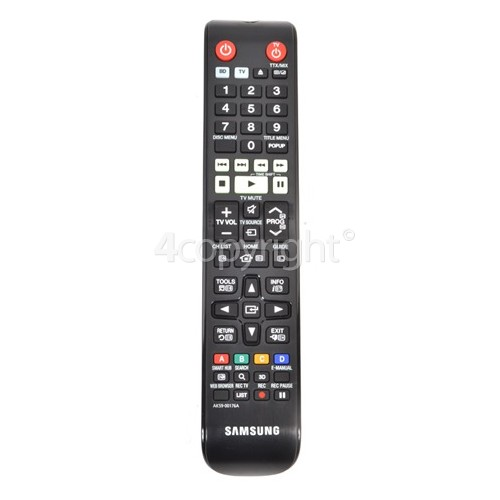 Samsung AK59-00176A Blu-Ray Player Remote Control