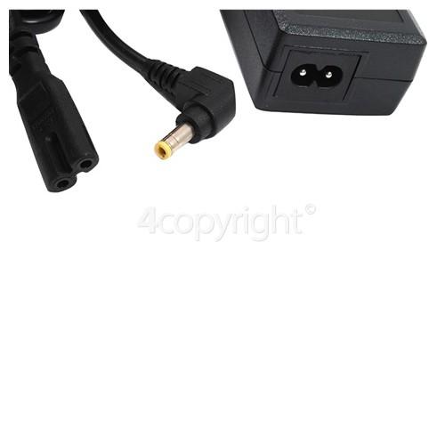 Sharp Laptop AC Adaptor - UK Plug
