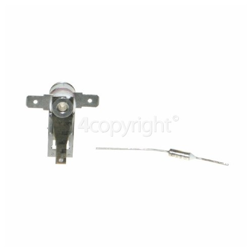 Kenwood Thermostat & Thermal Fuse 250°C