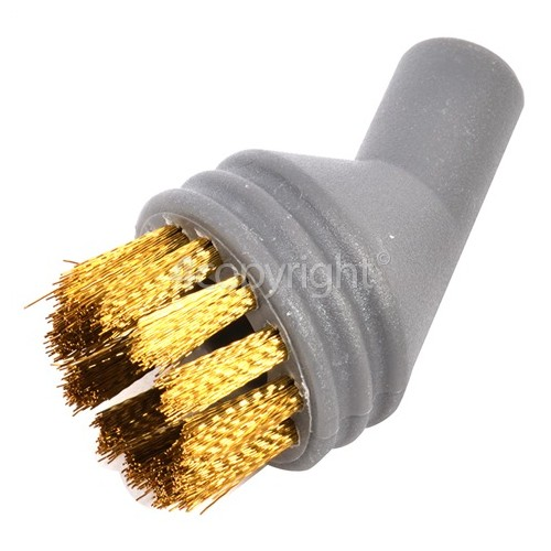 Bissell Brass Bristle Detail Brush