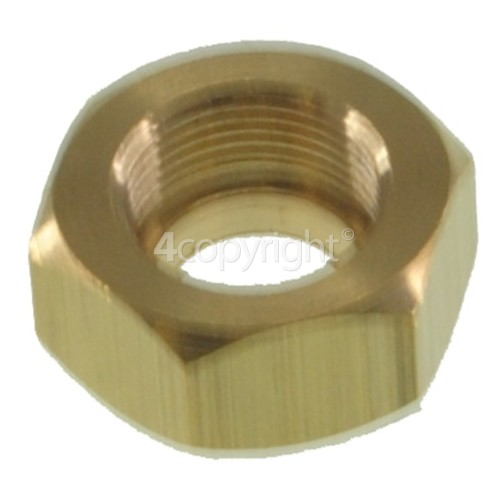 Hotpoint 6711B Spray Arm / Impellor Fan Fastening Nut