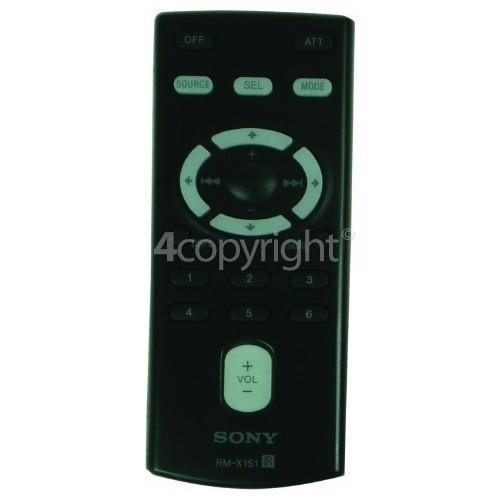 Sony RMX151 Remote Control