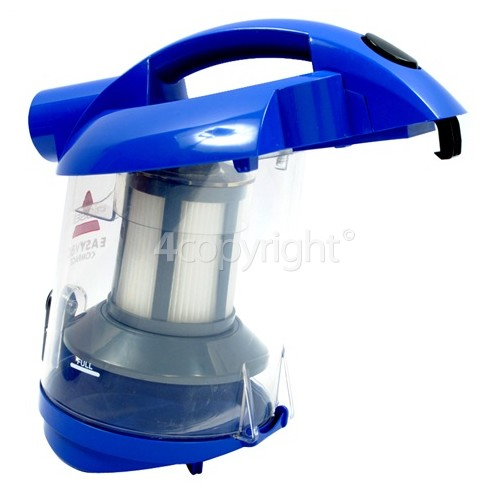 Bissell Easy Vac Compact 40N8E Dust Tank Blue
