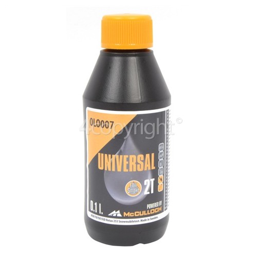 Universal Powered By McCulloch OLO007 Mini-Shot 2 Stroke LS Oil