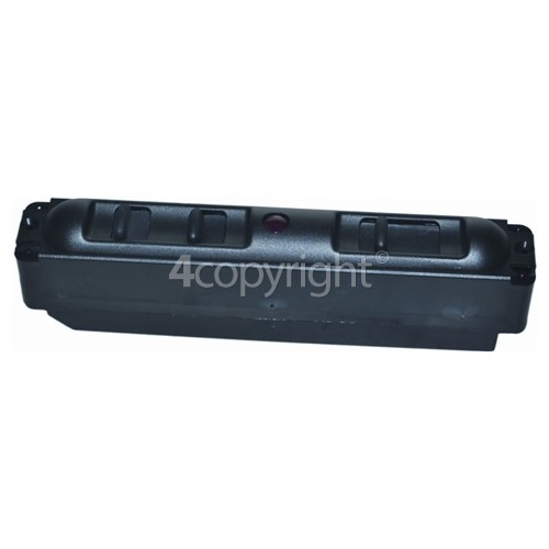 Rangemaster 5671 CH120 Electric gun metal Light Fitting Ckr CHI120