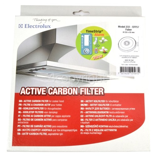 Ariston EFF57 Carbon Filter