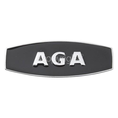 AGA AGA Name Badge