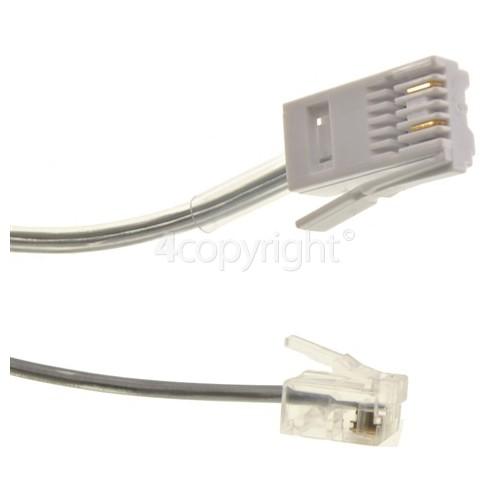 Panasonic Telephone Cord With Plug Dc 120V