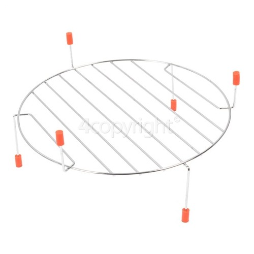 Microwave Grill Rack : 255MM Diameter (Reversable)