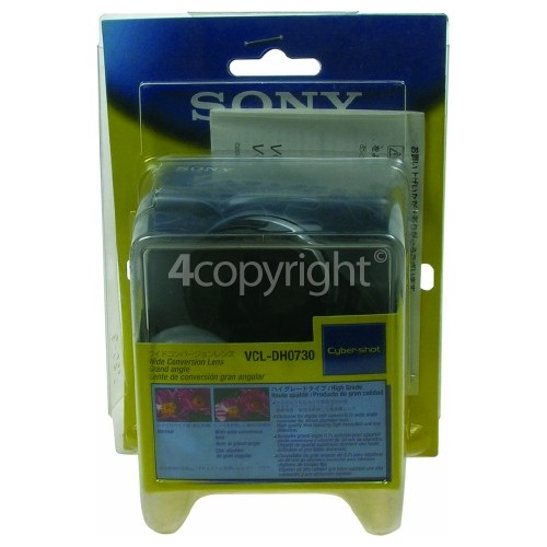 Sony VCLDH0730 Wide Conversion Lens