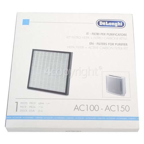 Delonghi Filters Kit