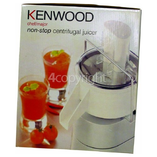 Kenwood A935 Continuous Juice Centrifuge Attachment | www