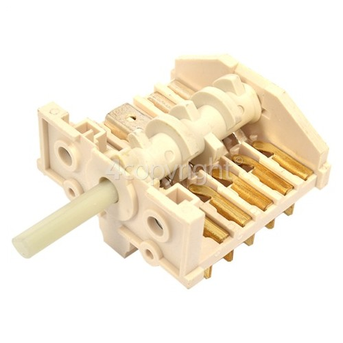 Delonghi Oven Function Selector Switch (Main Oven)