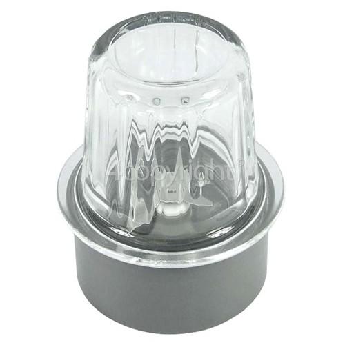 Kenwood AT286 Glass Mini Chopper / Mill Attachment