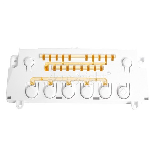 Stoves Button Panel Assembly
