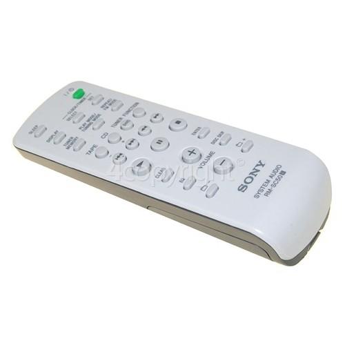 Sony RM-SC50 Hi-Fi System Remote Control