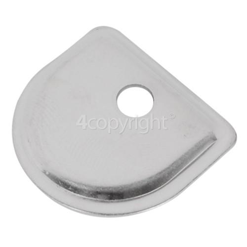 Indesit DD60C2CXUK-E Oven Door Glass Bracket
