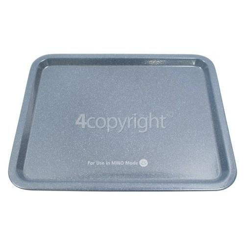Samsung Ceramic Baking Tray : 410x330mm X 20mm Deep