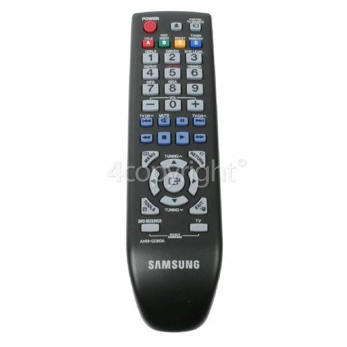 Samsung AH59-02360A Home Cinema Remote Control