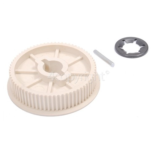 Flymo Driven Pulley Assembly