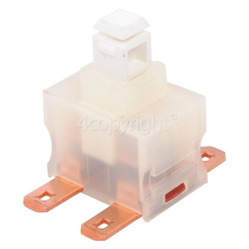 Numatic Double Pole Push Button / On/Off Switch : 4Tag (Sq)