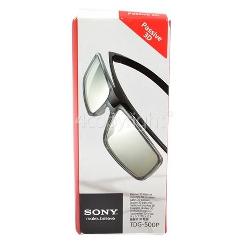 Sony TDG-500P Passive 3D Glasses