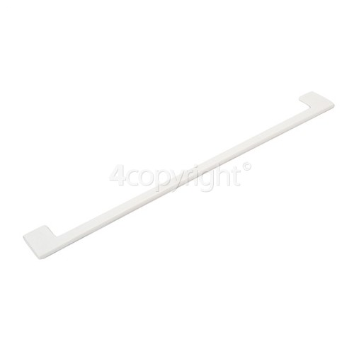 Fridge Shelf Front Trim - White