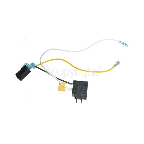 Flymo Scirocco Switch Lead Assy