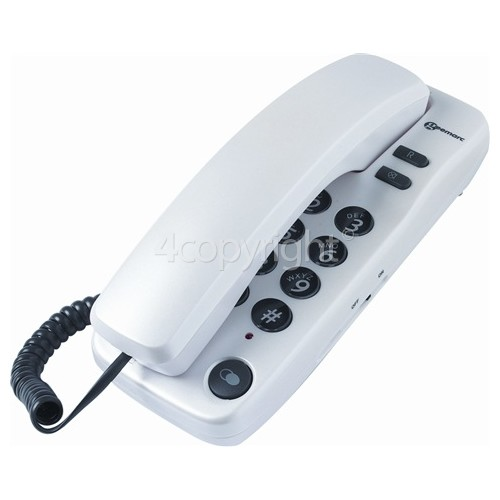 Geemarc Marbella Analogue Telephone