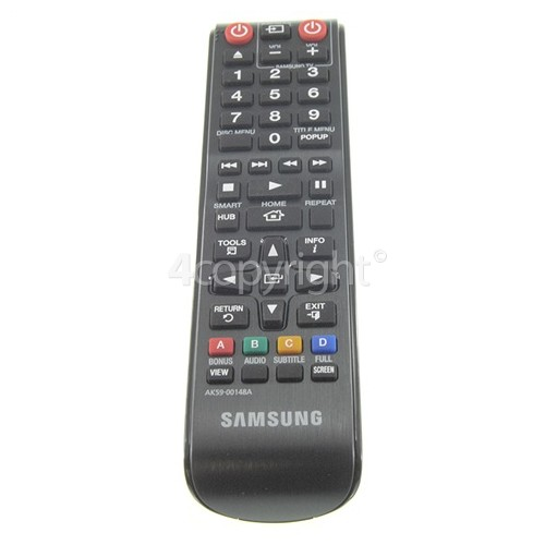 Samsung AK59-00148A Blu-Ray Player Remote Control