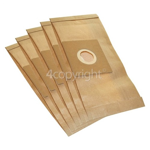 Sharp EC8500 E66 Dust Bag (Pack Of 5) - BAG239