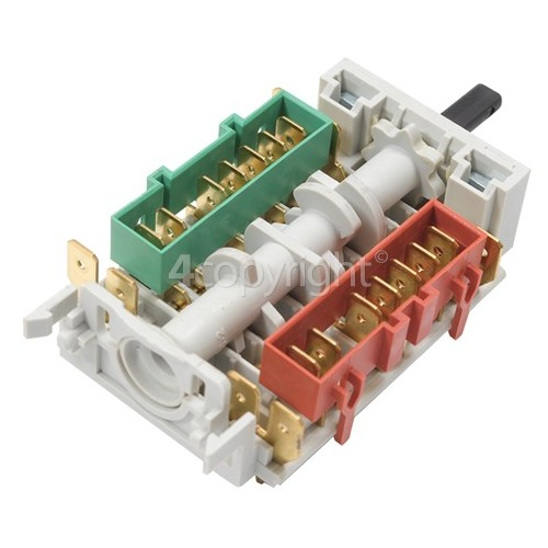 Gorenje Oven Function Selector Switch Eurel SR1-11-008