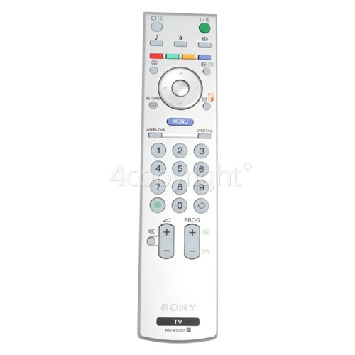 Sony KDL40U2000 RM-ED007 Remote Control