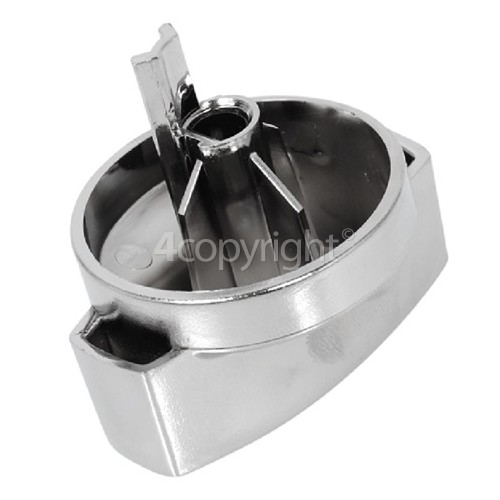 Belling Oven Control Knob - Silver