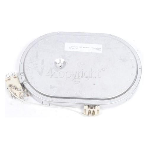 Teka Ceramic Hotplate Element Dual
