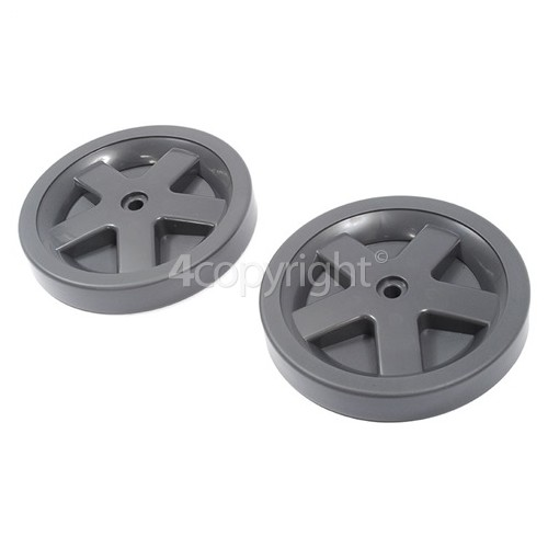 Bissell CleanView QuickWash 90D3E Wheels