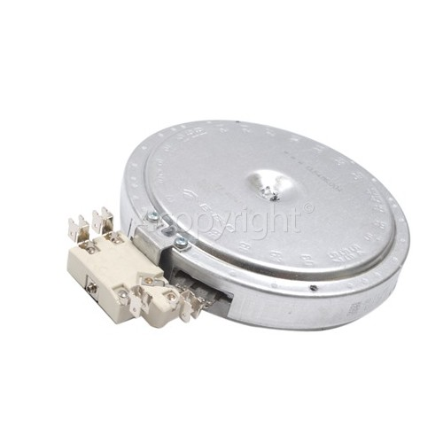Kuppersbusch Ceramic Hotplate Element Single 1200W