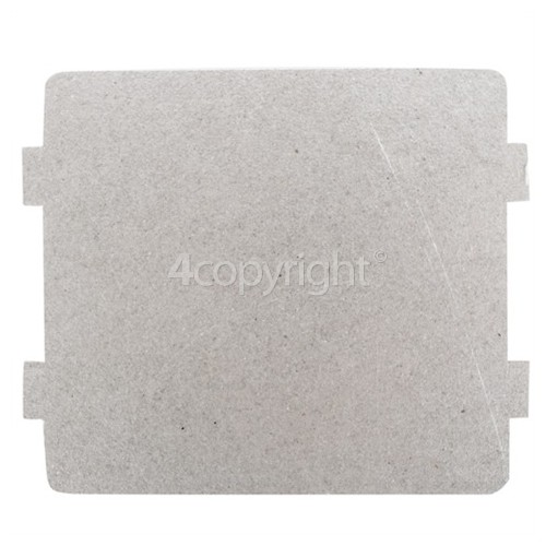 Bosch Neff Siemens Waveguide Cover : 100x120mm ( Includes The End Tags )