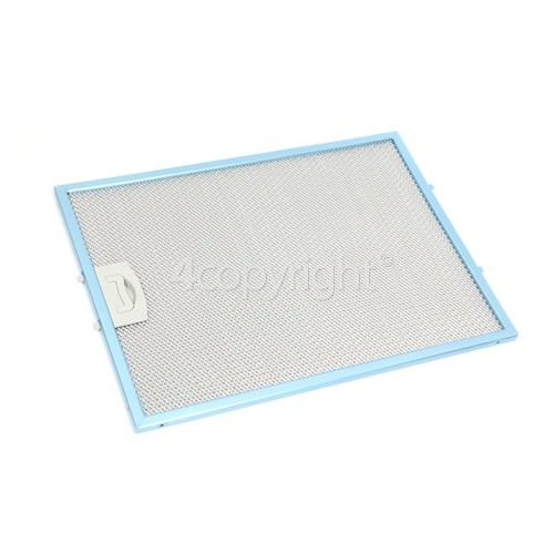 Belling Metal Grease Filter Panel Aluminium : 350x260mm