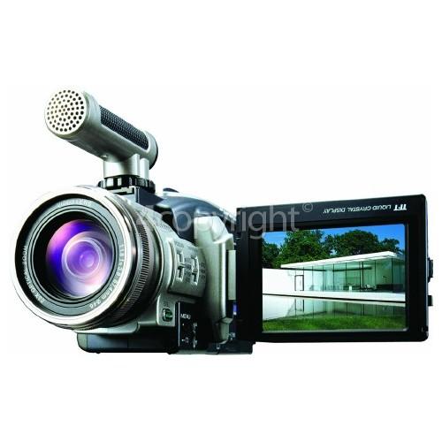 Sharp Sharp Digital Viewcam Silver Zoom Lens 23 X Optical (690 X Digital) High Quality Picture Digital Gamma Brightness
