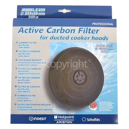 Cannon Carbon Filter EFF54