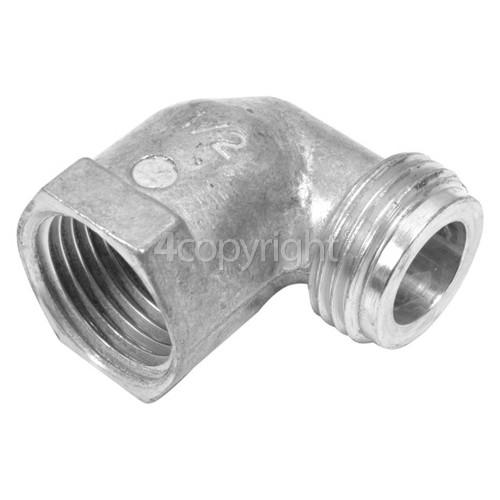 Ariston Gas Elbow Connector - To Supply